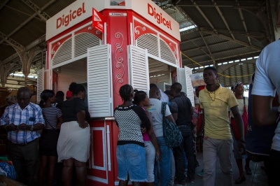 Many clients use Digicel MonCash mobile money when the financial service provider in Haiti becomes customer centric.