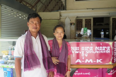 AMK microfinance in Cambodia is shaped by customer-centric leadership, customer-centric values and a customer-centric business culture
