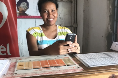 Orange Money agent, Madagascar, mobile money accounts, customer centricity